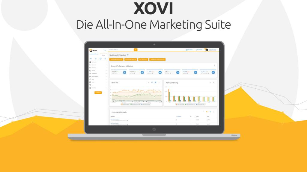 XOVI Die All-in-One Marketing Suite